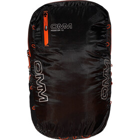 OMM Phantom 12 Backpack black/orange